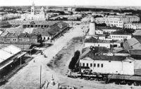 Первый завод в Екатеринбурге 1723 г.