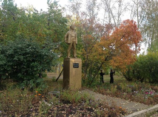 Памятник Павлику Морозову (первому герою)