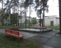 Фонтан на ул. Свердлова