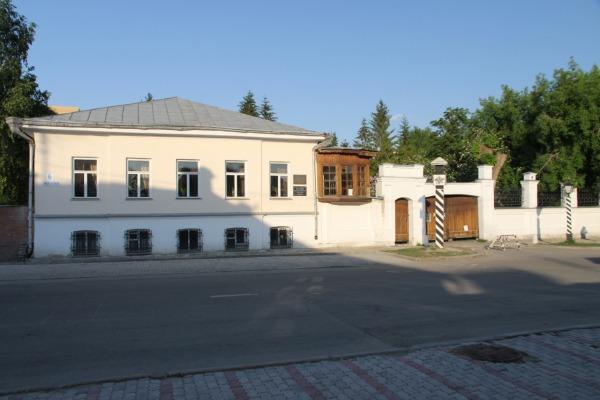 Дом-музей Ф. М. Решетникова