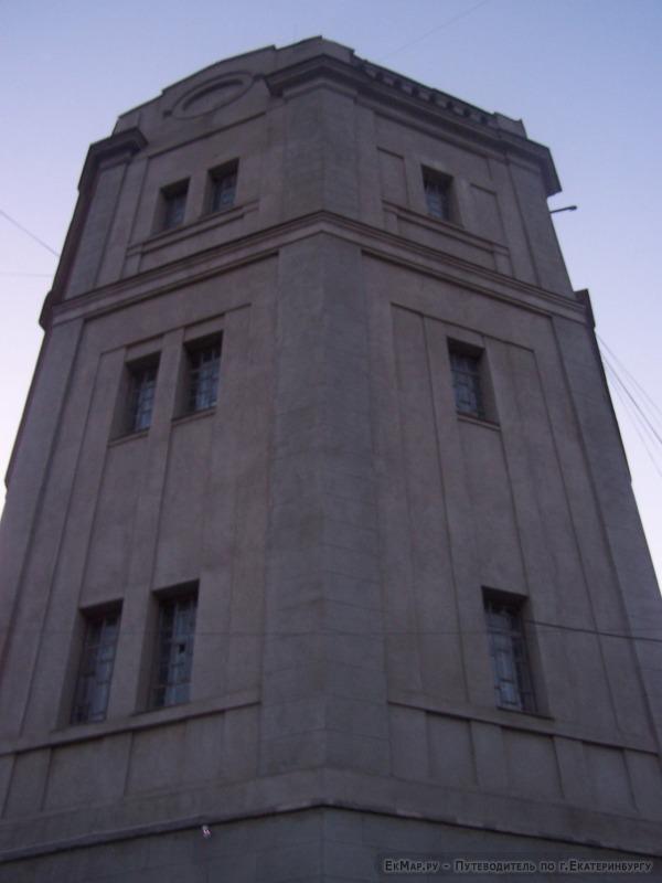 Водонапорная башня 1925 год