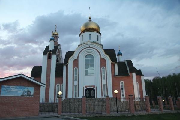 Храм во имя Святого Равноапостольного князя Владимира