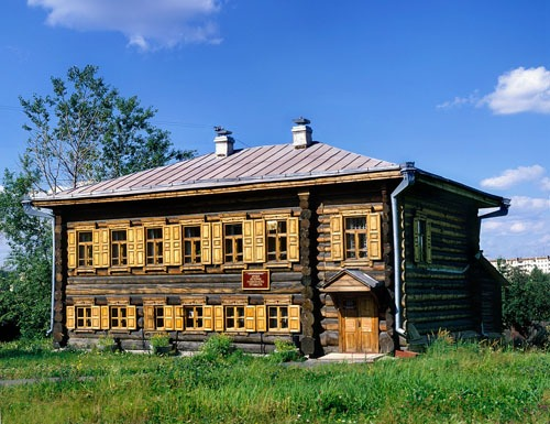 Музей истории подносного промысла