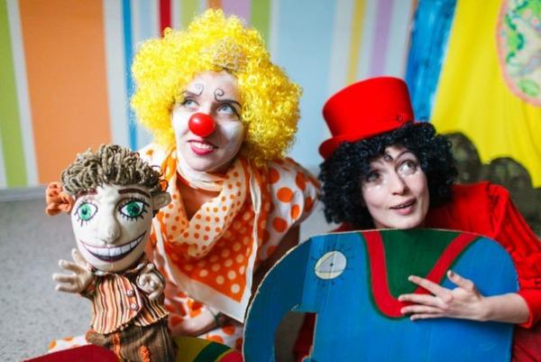 Детский театр «Три Апельсина» и Республика полосатов