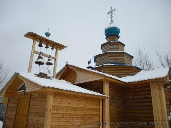 Православный Храм во имя преподобного Симеона мироточивого (святителя Саввы Сербского)