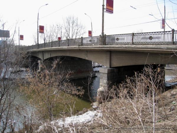 Мост по ул.Белинского