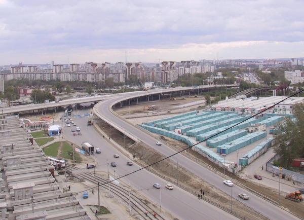 Мост по ул. Бебеля