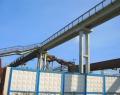 Пешеходный мост над Электродепо