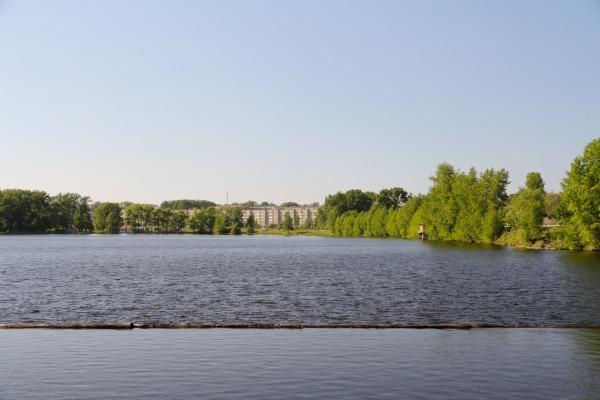 Ревдинский пруд