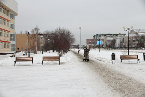 Аллея Ветеранов