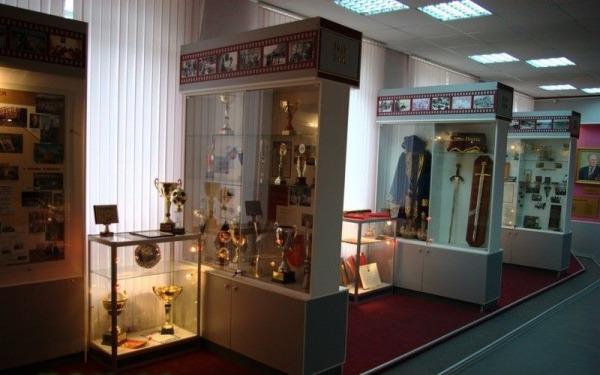 Музей комбината Ураласбест