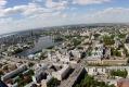 Вид на город с ТЦ Антей - Потрясающий обзор города с высоты птичьего полета