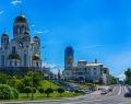 Храм на Крови во имя Всех Святых в Земле Российской просиявших