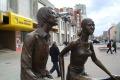 Скульптура «Влюбленные»