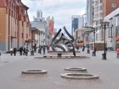 Улица Вайнера (пешеходная зона, местный «Арбат»)