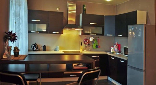 Apartment on Belorechenskaya 4