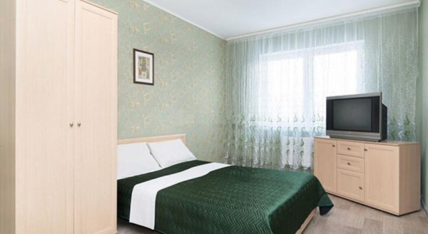 Apartment on Aviatsionnaya