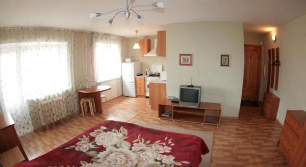 Апартаменты «Марьин Дом» на Луначарского 50