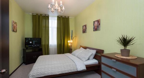 Apartment na Sverdlova 62