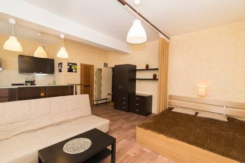 Apartments center Yekaterinburg