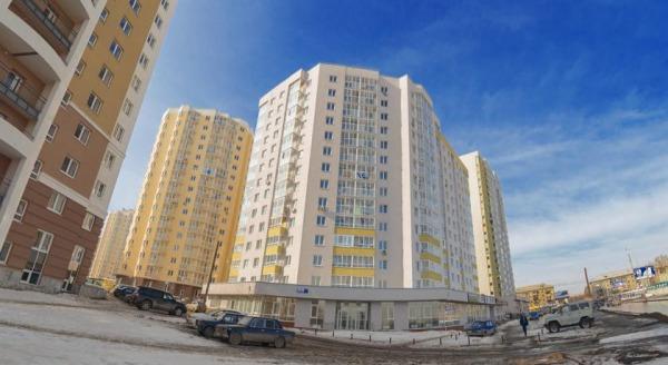 Apartment in Ekaterinburg