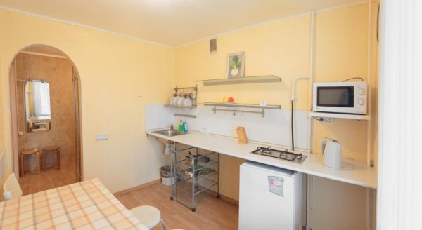 Apartment Kuybysheva