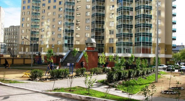 Apartments Megapolis