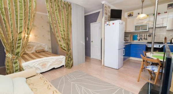 Apartment na Popova