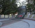 Памятник Чечня