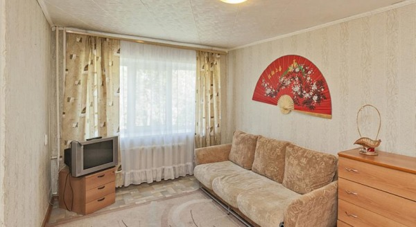Апартаменты на Челюскинцев 29