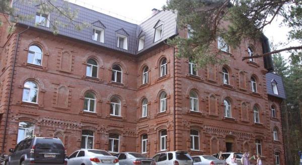 Парк-отель Лесная Поляна