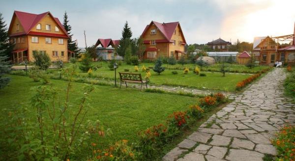 "Ayurvedic SPA Hotel ""IndRa"""