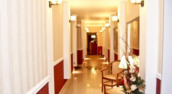 Гостиница Четыре сезона