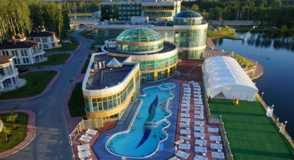 Ramada Yekaterinburg Hotel & Sра