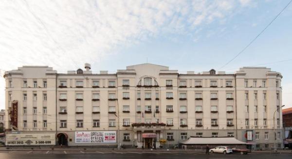 Отель «Екатеринбург-Центральный»