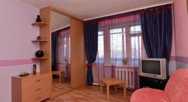 Apartments na Serafimy Deryabinoy