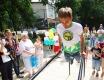 Спортивная воркаут-площадка в парке Архипова