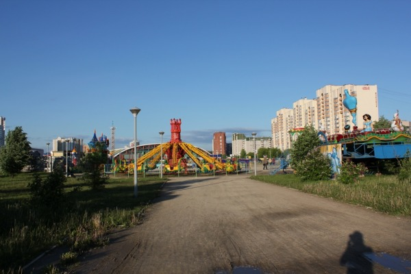 Парк «Южный»
