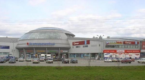 Кинотеатр в ТРК «Глобус»