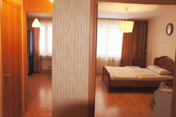 Apartment Serafimy Deryabinoy