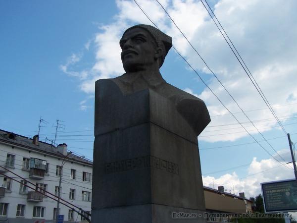 Памятник В.К. Блюхеру