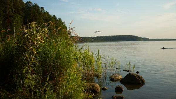 Озеро Чусовское (Чусовое)