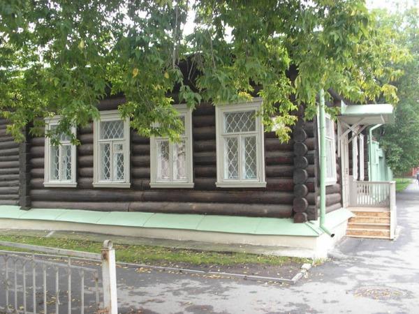 Дом-музей П. П. Бажова