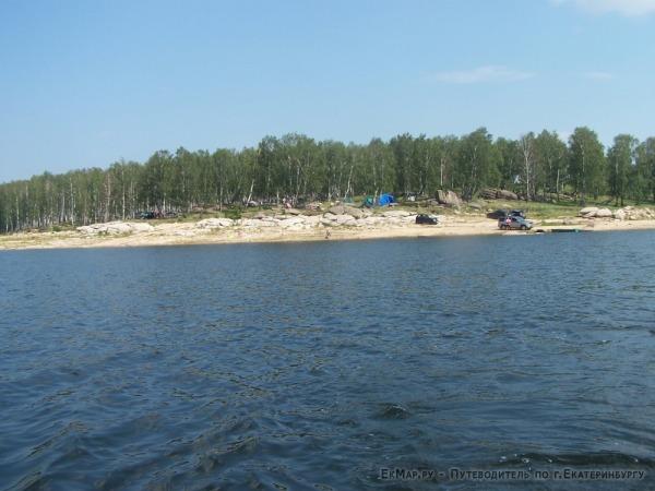 Озеро Аргазинское