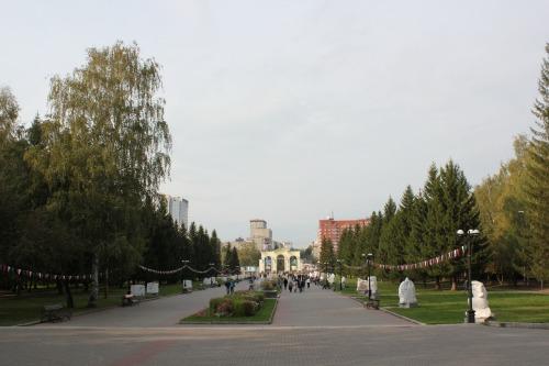 ЦПКиО им. В.В. Маяковского