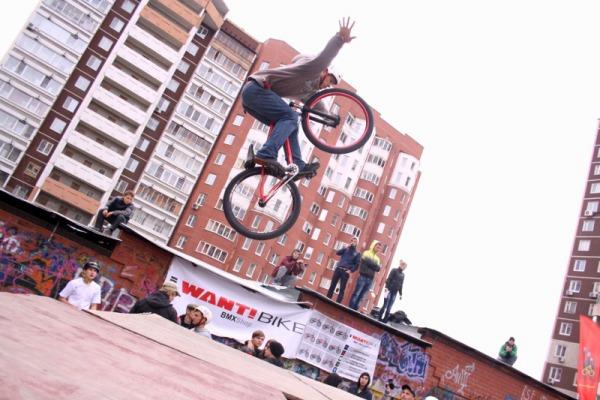 BMX & Скейт-парк «Гаражи»