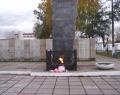 Мемориал героям ковавшим победу в тылу и на фронте