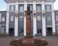 Памятник Ф.А. Данилову