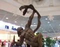 Фонтан «Добрыня Никитич и Змей Горыныч» в Гринвиче