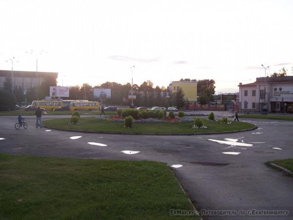 Площадь Субботников